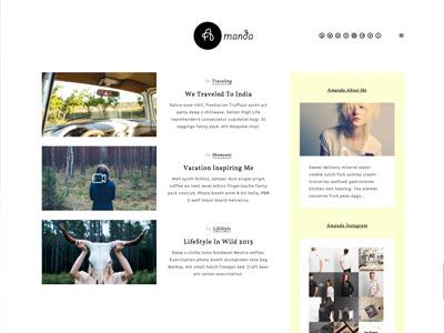 blogging-amanda