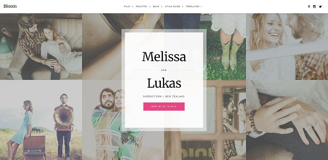 bloom theme wordpress
