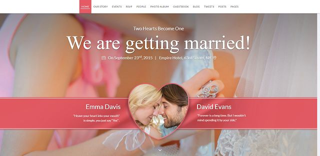 say yes theme wordpress