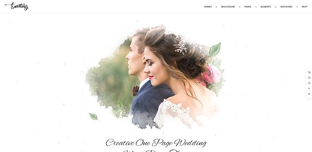 sweetinz theme wordpress